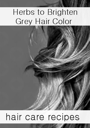 Homemade Hair Color Dye Recipes:How to blend or cover your grey hair ...